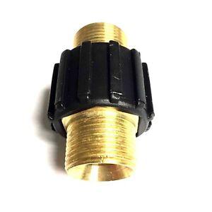 Kupplung-Adapter-fuer-Kaercher-Schlauch-Schlauchverbinder-Verlaengerung-M22