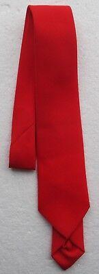 Aggressivo Nuovo: Rosso Vivo Tie-stretta-mostra Il Titolo Originale