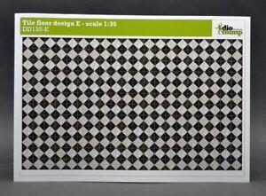 DioDump-DD135-E-Tile-floor-design-E-1-35-scale-diorama-building-accessories