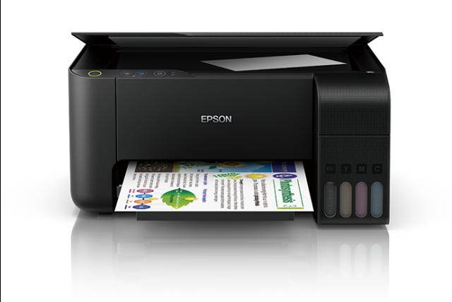 NEW EPSON L3110 Inkjet 4-Color Tank System 5760 dpi Printer  (Print/Scan/Copy)