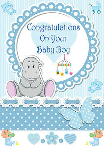 image is loading its a boy baby boy birth banner congratulations