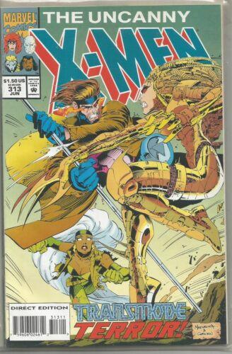 Uncanny X-Men U-PICK ONE #313,320,332,342,-1,344,346 or 349 PRICED PER COMIC