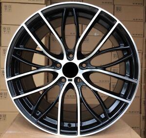 20-Zoll-felgen-fuer-BMW-F10-F06-F12-13-F30-32-F34-405-Stil-5x120-Neu-4-felge-satz