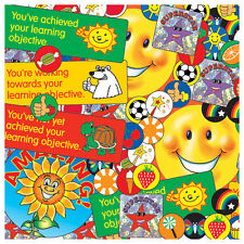 CP12 - Pack of 658 Mixed Stickers (83p per sheet)