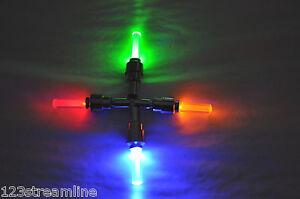 ONE-LED-VALVE-CAP-STEM-Bike-Bicycle-Mountain-Wheel-tire-kids-Motion-Neon-Light