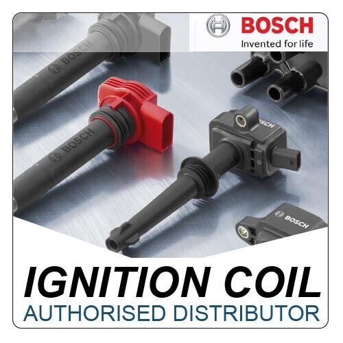 Bosch Bobine d/'allumage Pack Ford Ka 1.6i 07.2003-09.2008 CD 0221503490