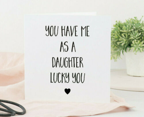 funny mothers day card from daughter Funny birthday cards mum birthday card