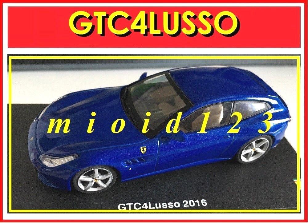 1 43 - Ferrari GT Collection   GTC4 LUSSO [2016] - Die-cast [ GTC4LUSSO ]
