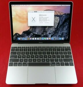 MINT-CONDITION-APPLE-MACBOOK-12-034-RETINA-DISPLAY-SPACE-GRAY-256GB-SSD-8GB-RAM