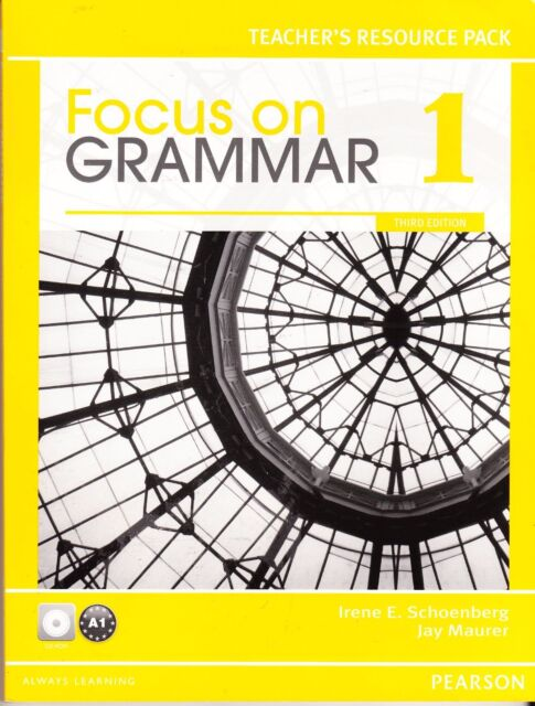 Focus on grammar class audio program (level 1 (3rd edition)) by.
