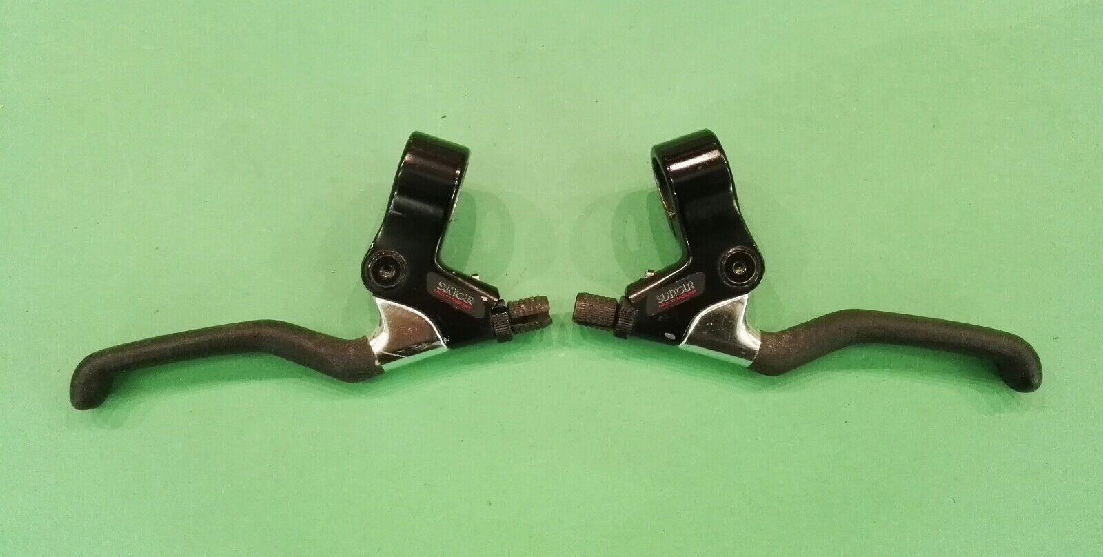 Leve freni Suntour multi mount MTB brake levers