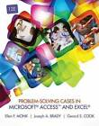 Problem-Solving Cases in Microsoft Access and Excel by Ellen Monk, Joseph Brady, Gerard Cook (Paperback, 2014)