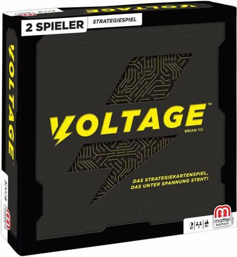 Mattel Games FPP88 Voltage