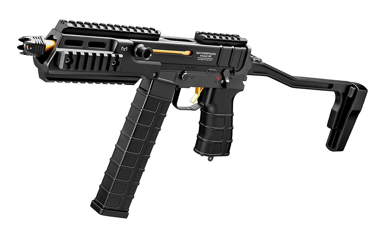Tokyo Marui Nº 8 Scorpion Modm M más de 18 años Compacto Máquina Pistola Eléctrica