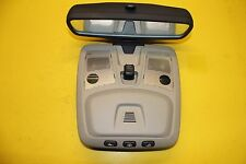 01-07 VOLVO S60 V70 REAR VIEW MIRROR SUNROOF DOME MAP LIGHT 9168160 OEM