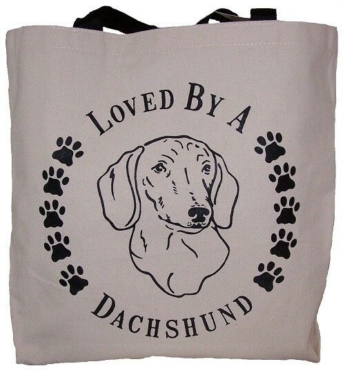 Dachshund Tote Bags New  MADE IN USA Lot of 10