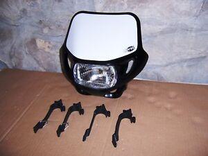 Lampenmaske-schwarz-VOR-00-02-Vertemati-98-99-NEU-head-mask-lamp-Scheinwerfer