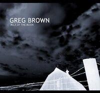 Greg Brown - Milk On The Moon [new Cd]