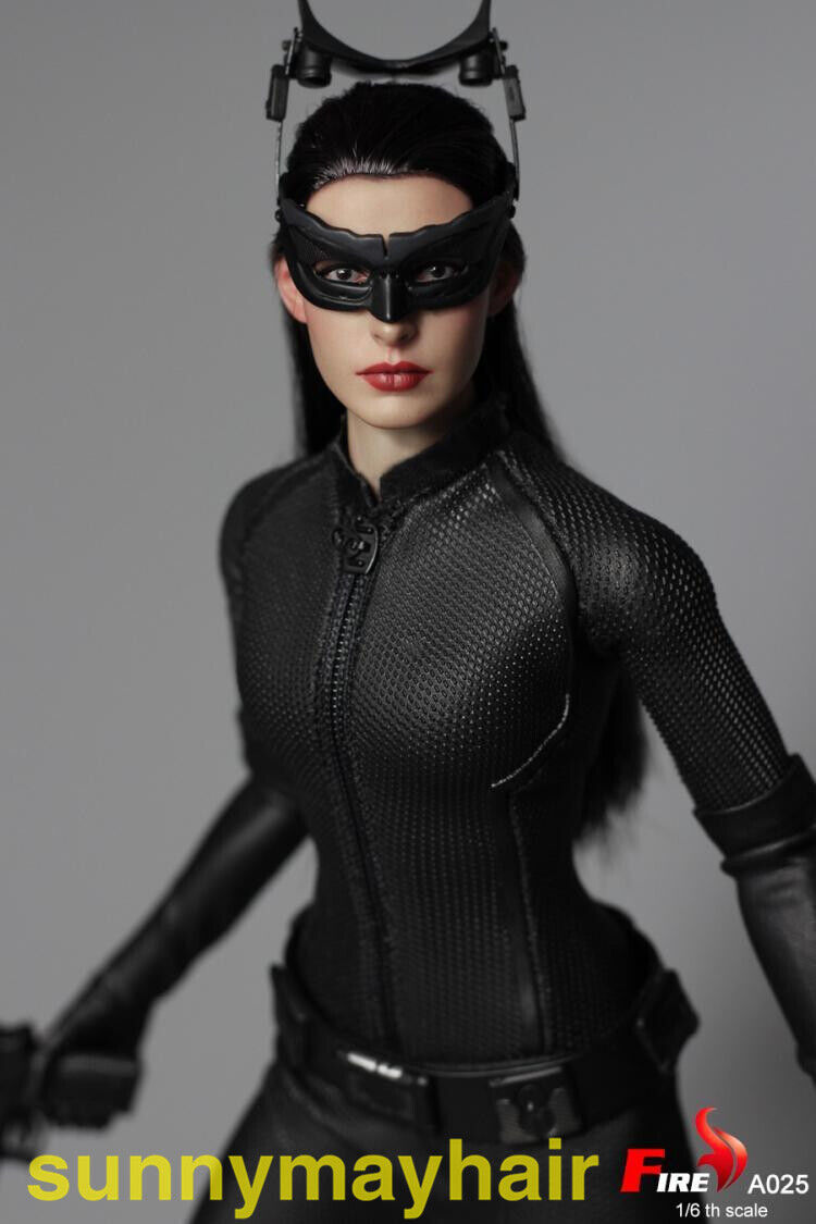 FIRE A025 1 6 Catdonna Selina Kyle The Dark Knight Rises Anne Hathaway cifra