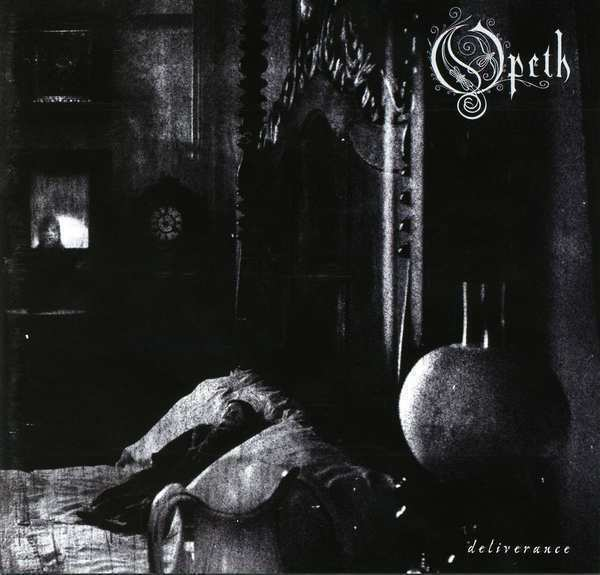 OPETH Deliverance CD BRAND NEW