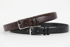 polo ralph s pony genuine leather square buckle