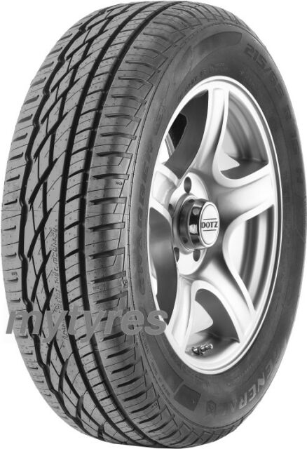 SUMMER TYRE General GRABBER GT 265/50 R19 110Y XL M+S with FR BSW