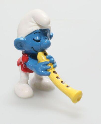 smurf puffi pitufo schlumpf 20498 johann-nine Smurf schleich