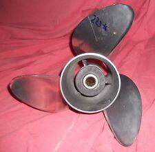 OMC Viper 14 3/4 x 19 Stainless Steel Propeller For Volvo SX & Cobra SX (223-16)
