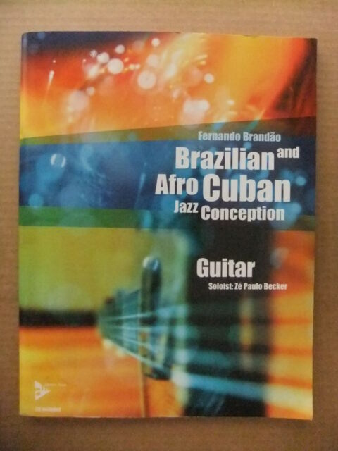 MANGEL Brazilian and Afro-Cuban Jazz Conception Guitar Gitarre Noten CD MANGEL