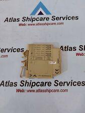 Weidmuller Ultra Slimpak W408 00a6 Analogue Isolator