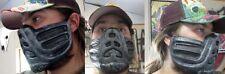 mortal kombat mask cosplay costume  reptile legacy subzero scorpion movie prop