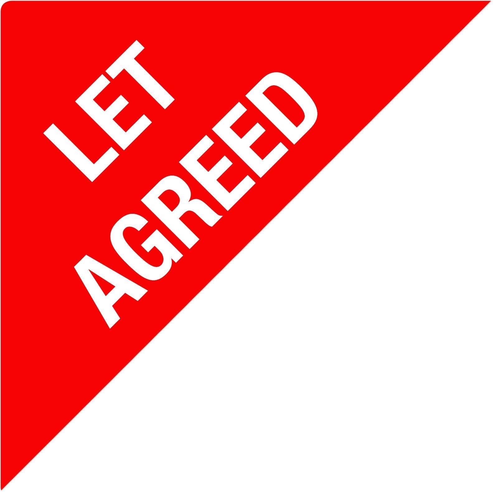 Vendido - Agentes Agentes Agentes Inmobiliarios Pegatinas - Triángulos-Sale de acuerdo - ahora d56f6e