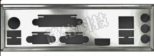 ASRock io shield blende backplate H110M-D Custom #T4646 YS