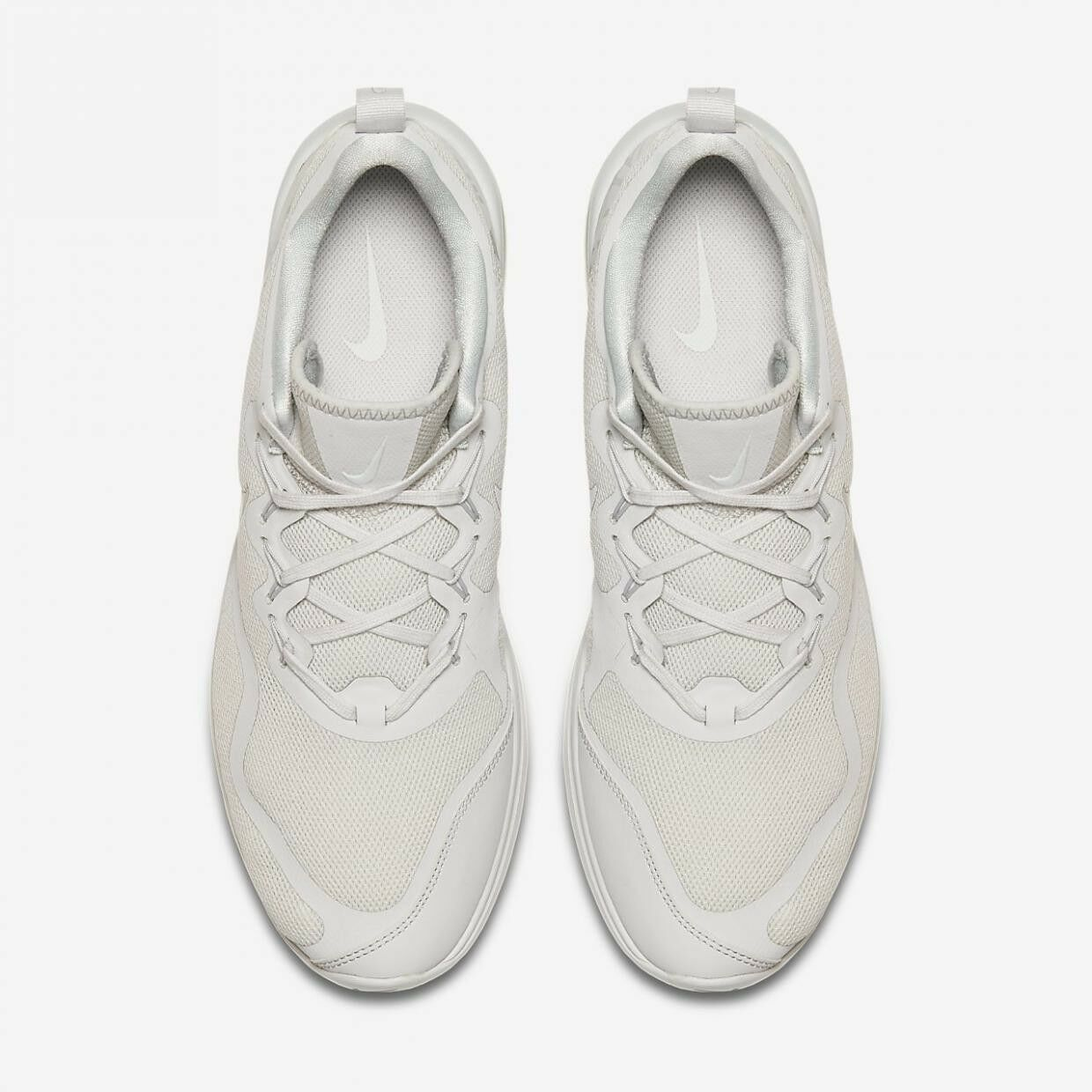 brand new 30d59 1e299 ... Nike SZ 10 Women s Air Max Max Max Fury Low Top Cross Trainer White Shoe  New ...