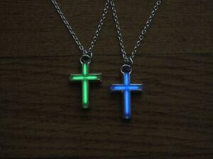 Tritium-Cross-Pendant-Silver-Edition