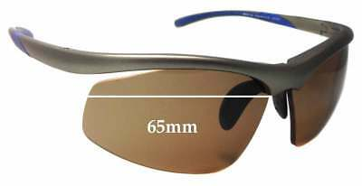 SFx Replacement Sunglass Lenses fits Puma Sun Rx 05 25672329 - 65mm Wide |  eBay
