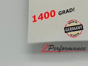 Keramikfaser Hitzeschutz bis 1400 Grad 1000x5x500 selbstklebend Thermoisolierung