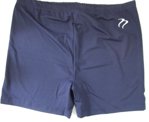 Size 18-20 XL Netball Undershorts Gym knickers panties sports briefs Navy