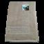 Indexbild 2 - Lot 2X Serviette Drap ou Tapis de bain 100% Coton 50 x 70 cm 450gr/m2 8 couleurs