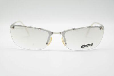 Genesis Iggy 65[]16 Silber Halbrand Sonnenbrille Sunglasses Neu Im In- Und Ausland FüR Exquisite Verarbeitung, Gekonntes Stricken Und Elegantes Design BerüHmt Zu Sein