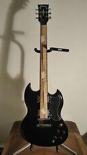 Encore E69BLK SG Electric Guitar Black E6 9B LK SG