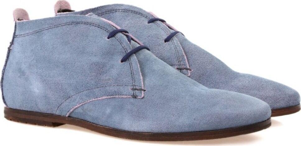100% Authentique Homme Byblos en daim chaussures de loisirs SZ US10, 5 UK10 EU44 NEW IN BOX