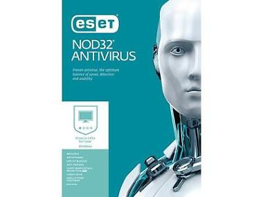 ESET NOD32 Antivirus 2017 for 3 PCs