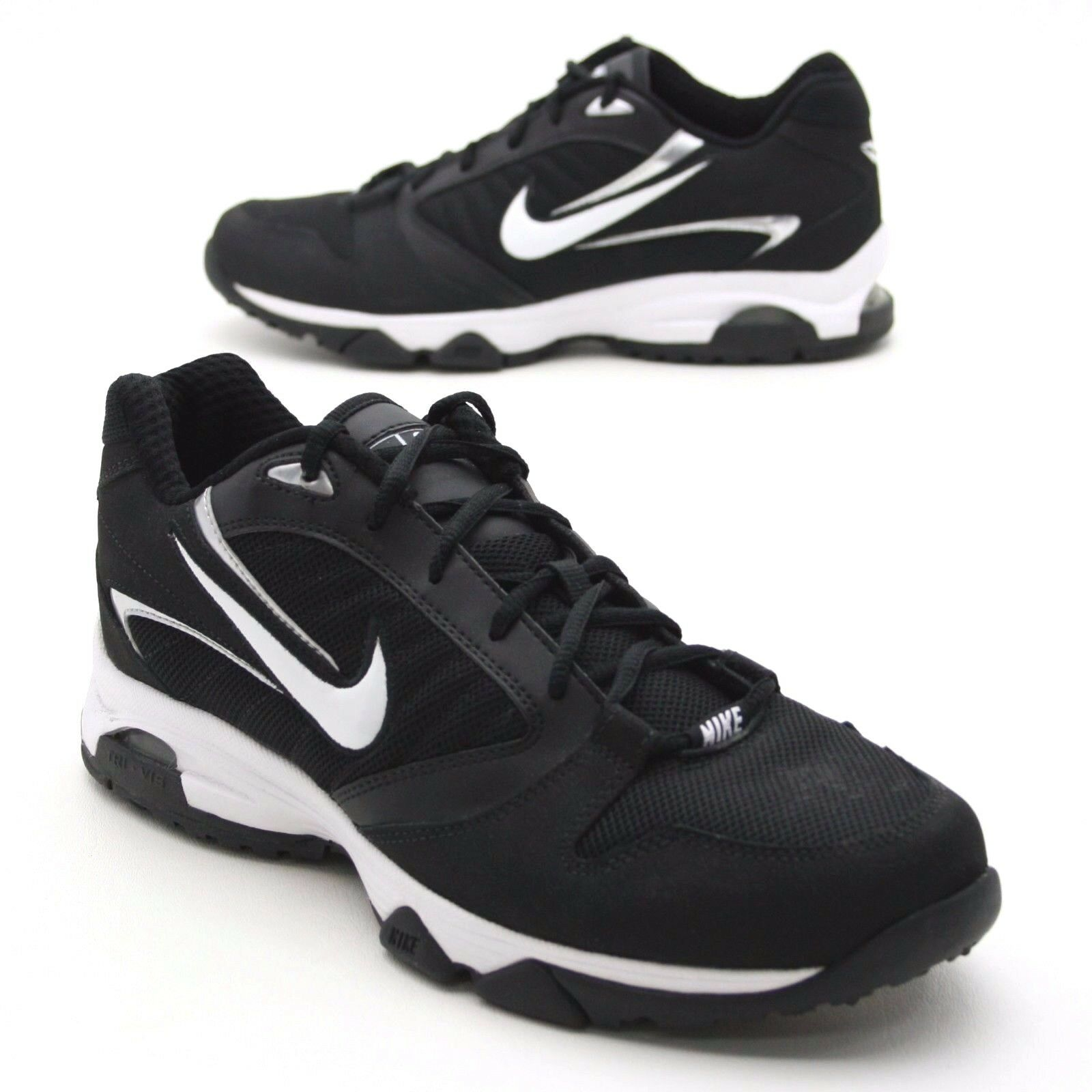 big sale a1734 48c9d ... discount nike speed xt hombre 10 running zapatos blanco lace up negro  blanco zapatos training zapatillas