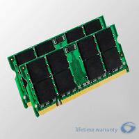 4gb Kit (2x2gb) Memory Ram Upgrade For Compaq Hp Presario Cq60 Series