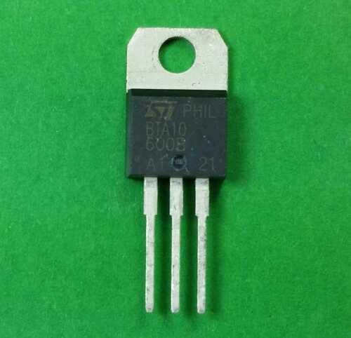 BTA10-600B  TRIAC 10A 600V