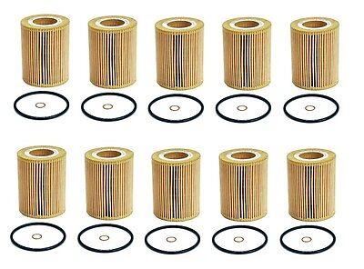 10-oem Mann-Filter Oil Filters For BMW New