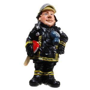 Funny Beruf - Figur Feuerwehrmann
