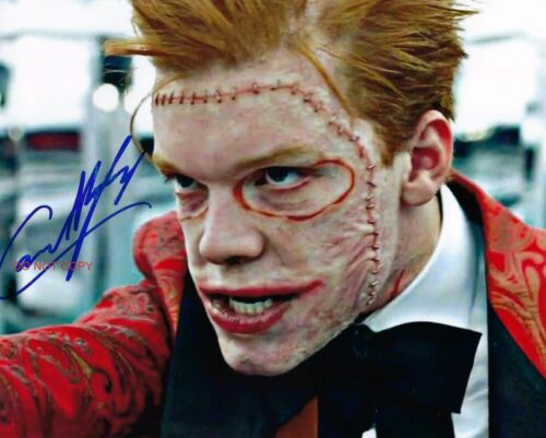 "Cameron Monaghan Gotham Jerome Valeska 8x10/"" Reprint Signed Photo RP"