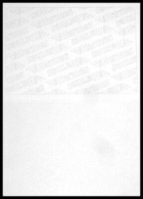 200 HERMES Etiketten Original selbstklebende Versandetiketten DIN A4 Aufkleber